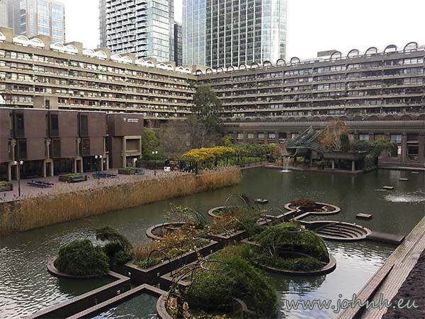 Barbican Arts Centre, London