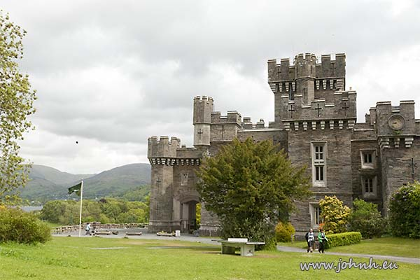 My photo of Wray Castle on Lake Windermere