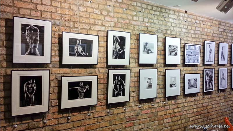 Some of the images on show at All Exposed at The Camera Club, London