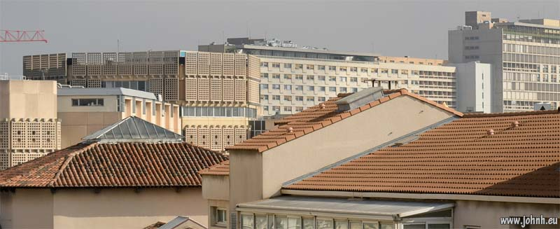 Marseille's La Timone district