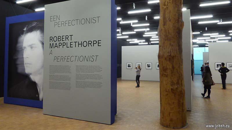 Mapplethorpe,at the Kunstal, Rotterdam