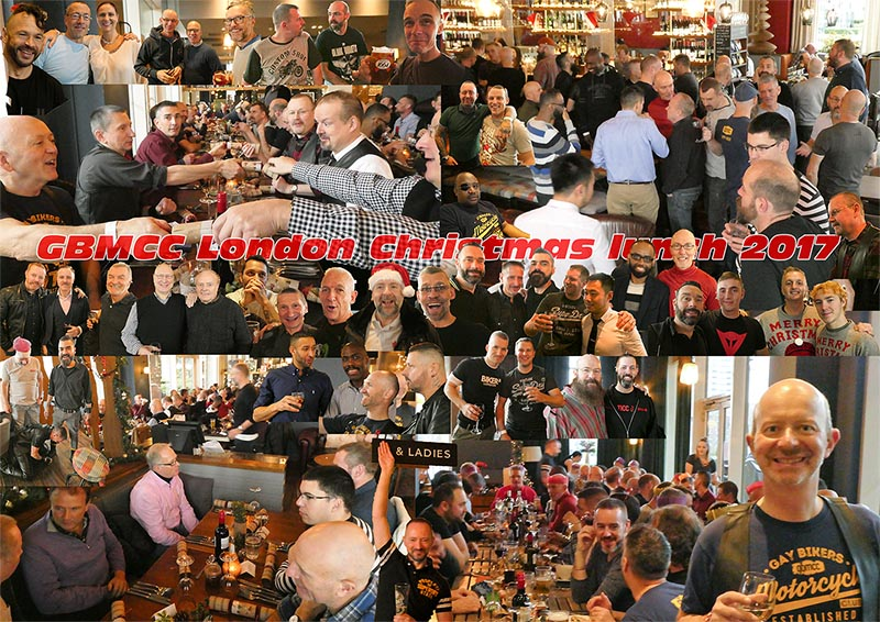 GBMCC London Christmas lunch 2017
