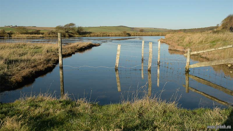 Still water at Cuckmere