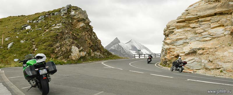 Grosssglockner pass