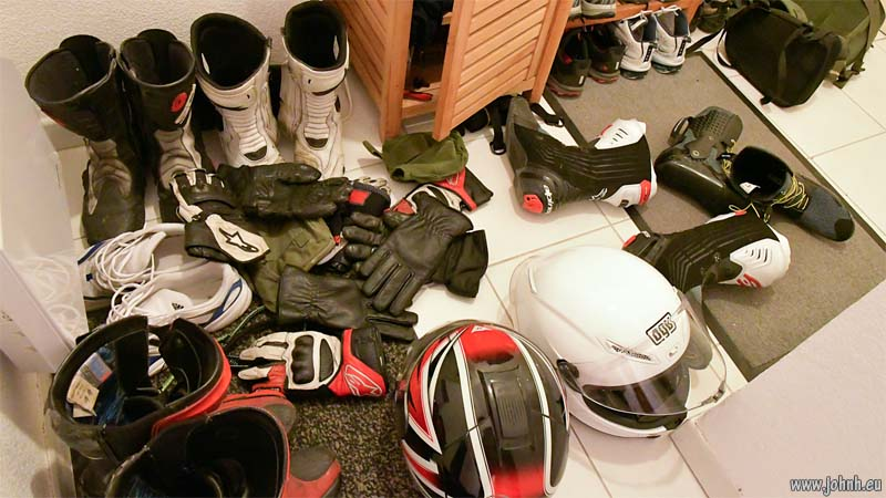 Bike gear sortout