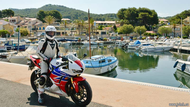 Port of La Madrague, Var