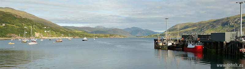 Ullapool port, Highlands