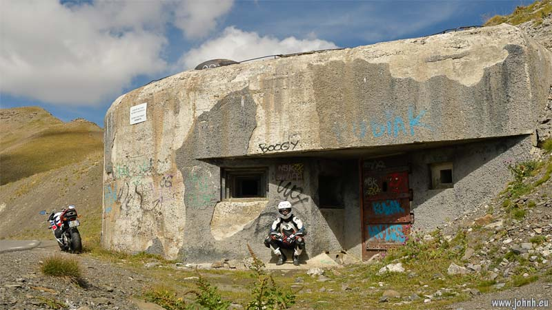 Blockhouse of the Maginot Line