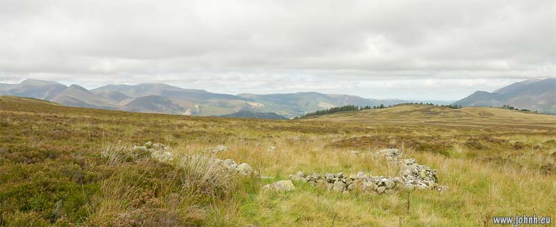 Sheepfold on Bleaberry Fell