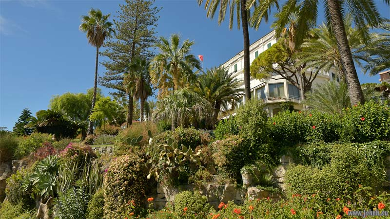 Gardens Royal Hotel in San Remo