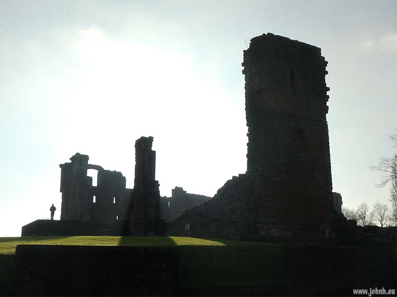 Penrith Castle ruins