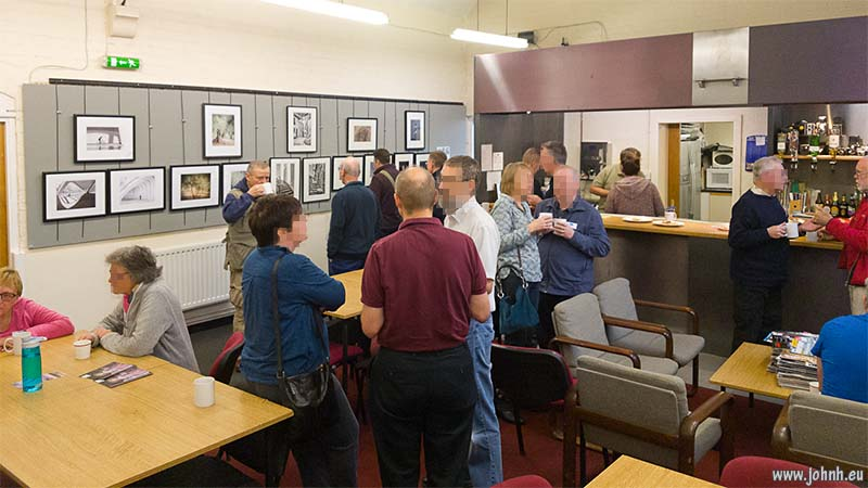 Annual exhibition of the Gamma Photoforum at The Old Schoolhouse, Oldbury