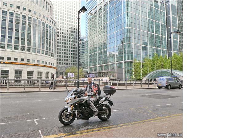 Bank Street, Canary Wharf