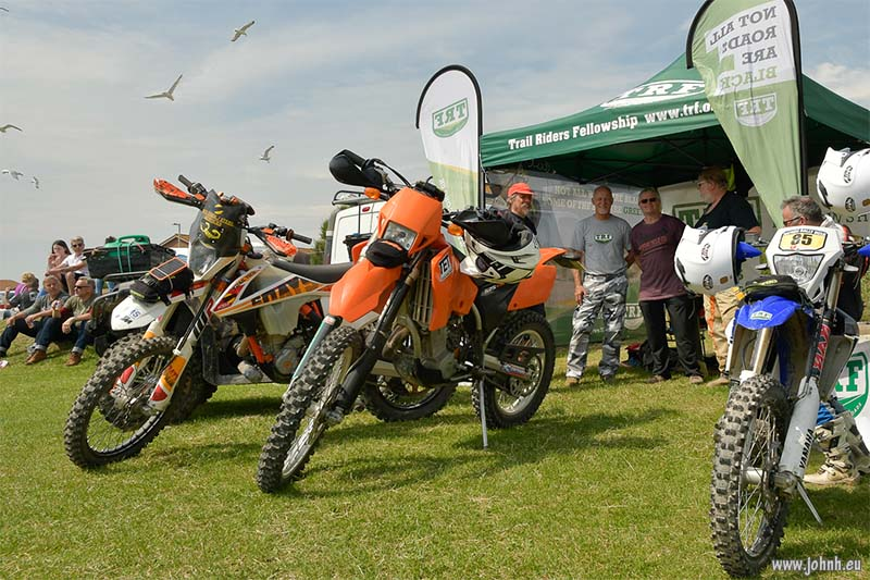 Trail Riders Fellowship at Seaford Motorfest 2019