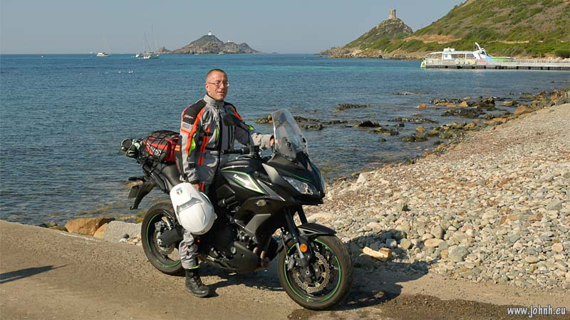 Check-out ride from Ajaccio to see the Iles Sanguinaires