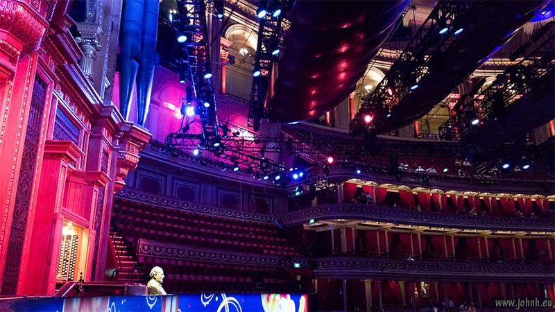 Organ of the Royal Albert Hall, London