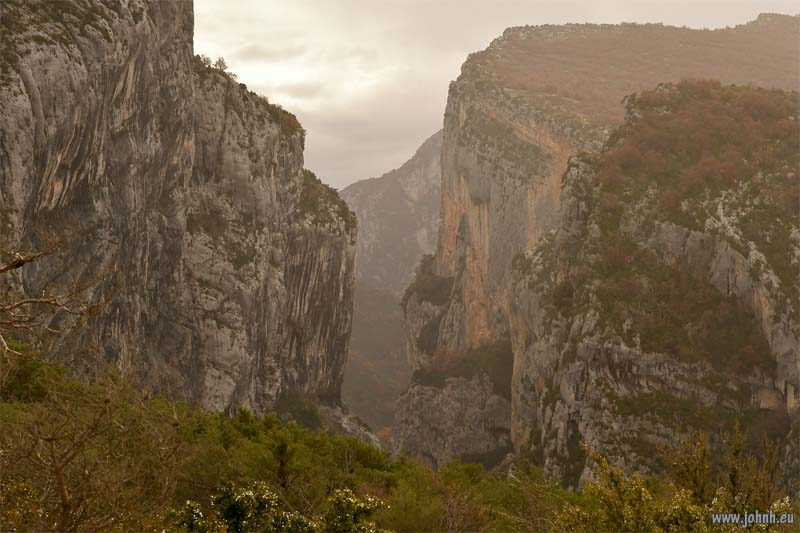 Grand Canyon of the Verdon, Alpes de Haut-Provence