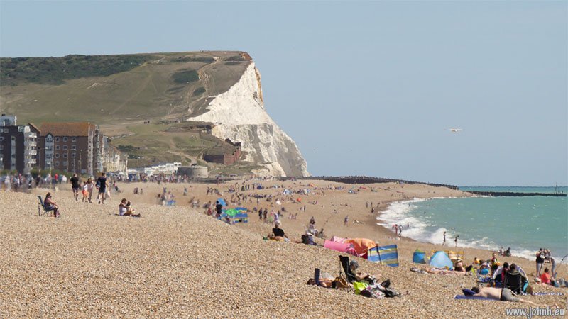 Seaford Head and Beach, East Sussex