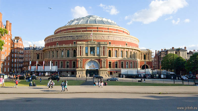Royal Albert Hall, Kensington Gore, London