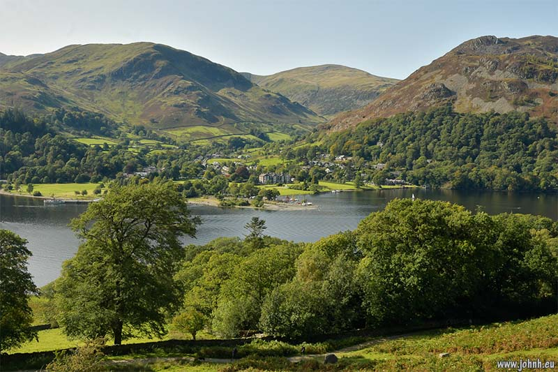 Ullswater, Lake District National Park, Cumbria