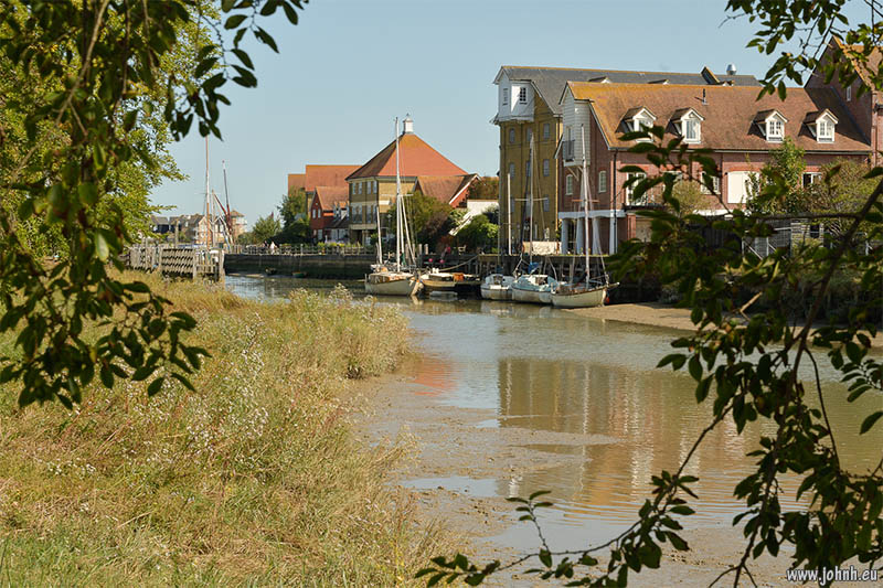 Oare Creek, Faversham, Kent
