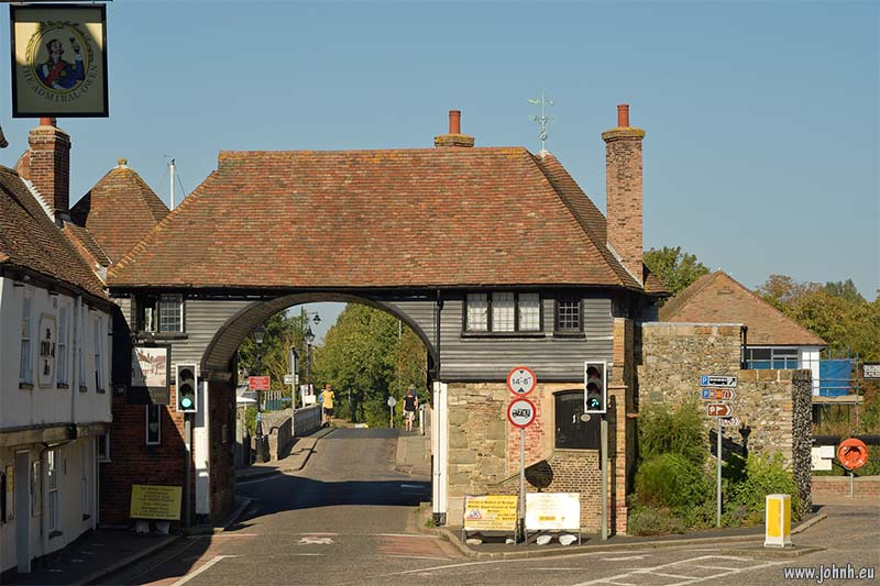 Toll Bridge, Sandwich, Kent