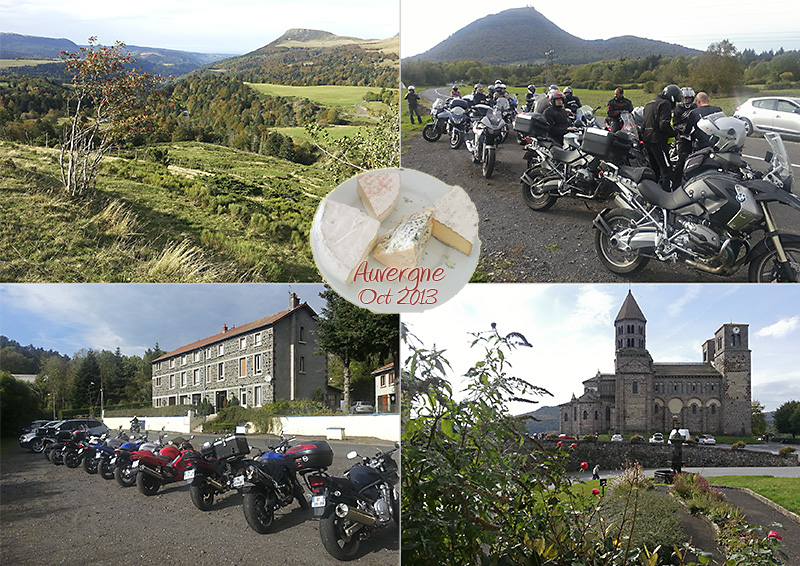 My photos of the Auvergne