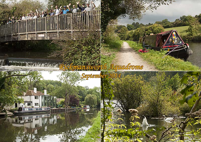 My photos of a ramble around Rickmansworth aquadrome and section of the Grand Union canal