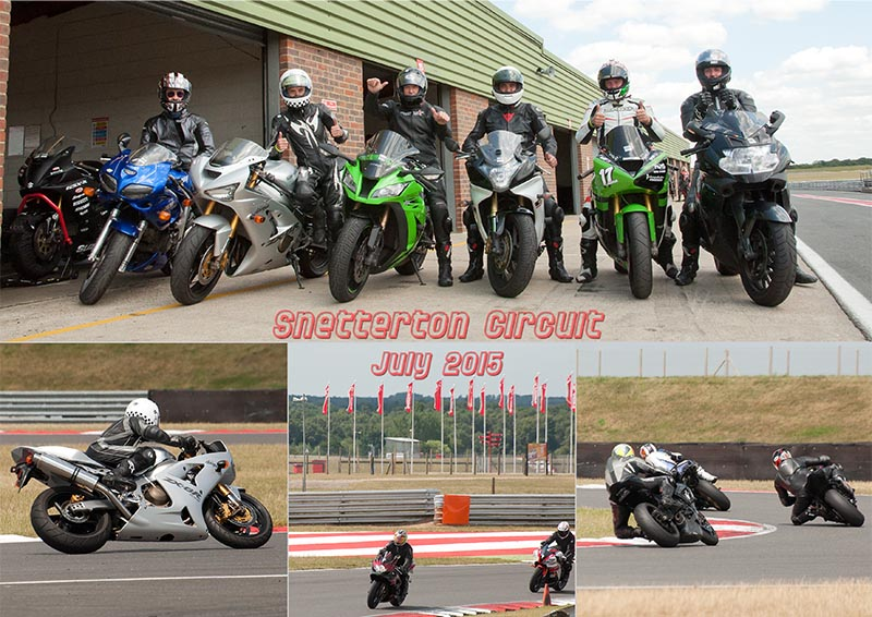 Photos from a club track day at Snetterton Circuit
