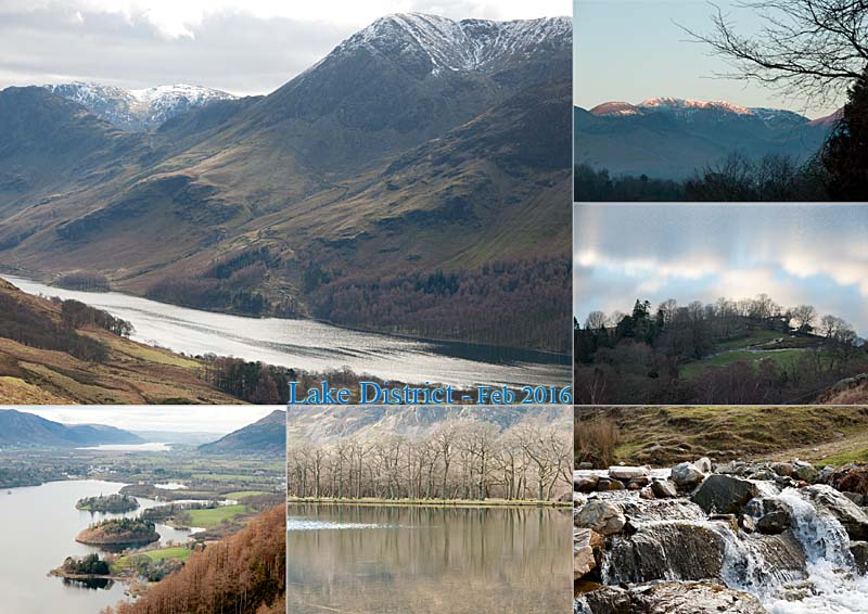 Postcard from the Lake District