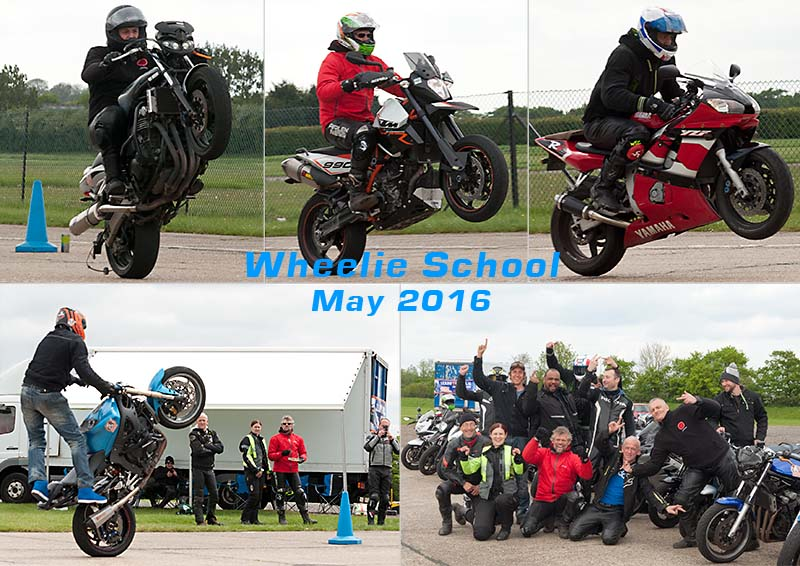 GBMCC Wheelie School
