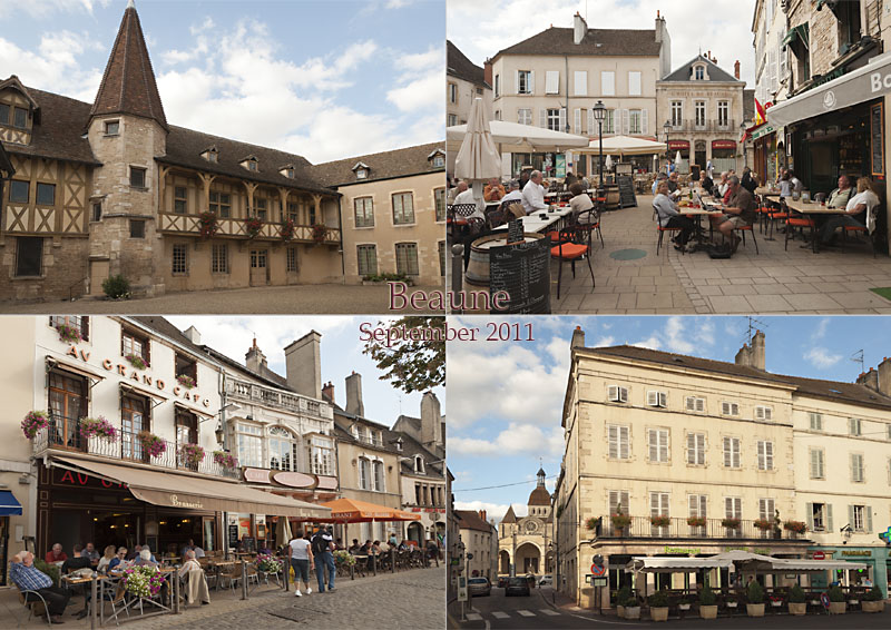 Postcard from Beaune