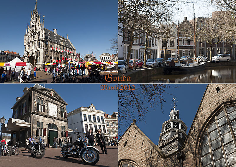Postcard from Gouda, NL