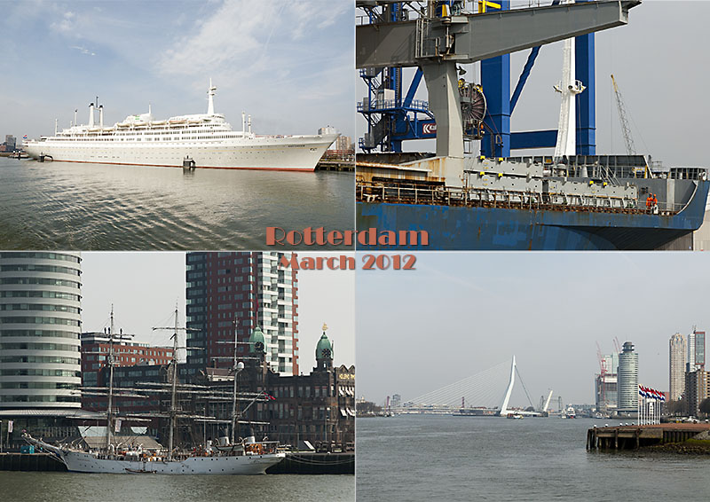 Postcard from Rotterdam
