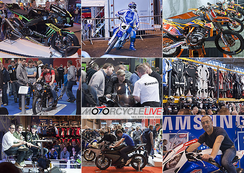 Photos from Motorcycle Live 2012 at the NEC, Birmingham