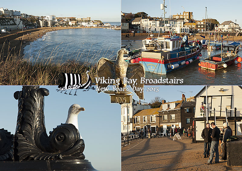 My photos of Viking Bay, Broadstairs, Kent