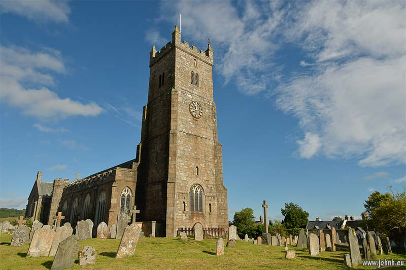 St Andrew's, Moretonhampstead, Dartmoor National Park, Devon
